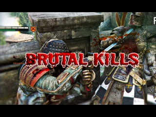 For Honor Brutal Finishers,  Executions  All Classes / Factions