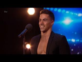 Saulo Sarmiento - Britain's Got Talent 2016 Audition week 6