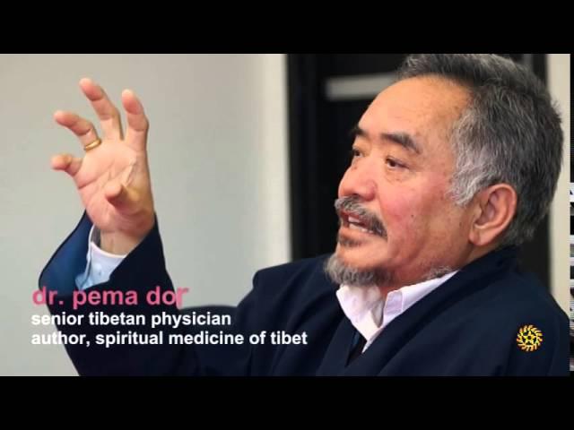 The spiritual medicine of tibet with dr pema dorjee