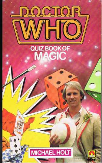 Doctor Who Quiz Book Of Magic 1983
