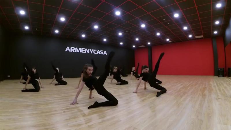 Strip Plastic Dance Velichkova A
