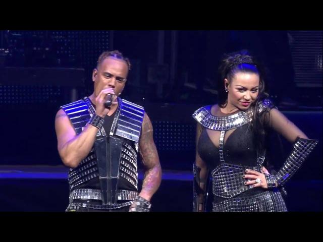 2 Unlimited Ray Anita Live in Concert Sportpaleis in Antwerpen 2013