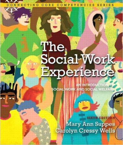 The Social Work Experience An Introduction to Social Work and Social Welfare 6th Edition