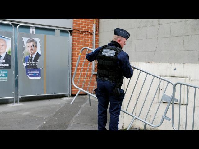 Французы разваляць ці выратуюць Еўразвяз Выборы во Франции