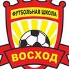 """Футбольная школа """"Восход"""""""