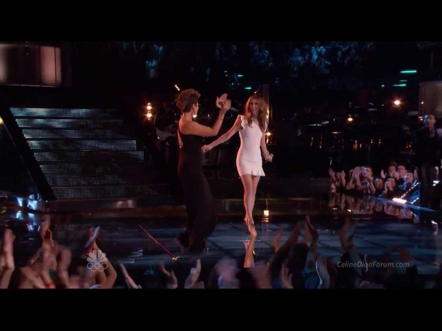 Celine Dion Tessanne Chin - Love Can Move Mountains on The Voice US 2013 Finale HD 1080p