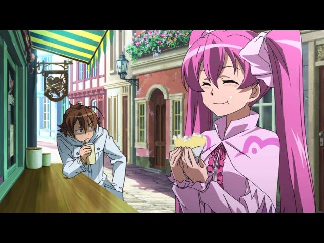 Убийца Акаме Akame ga kill Тацуми и Майн Коматоз AMV