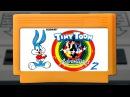 Tiny Toon Adventures 2 Trouble in Wackyland NES Konami 1992 Walkthrough Dendy