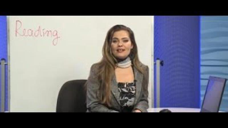 Аз уча английски с Николая Тест и Читанка Reading Еп 35 Сезон 2