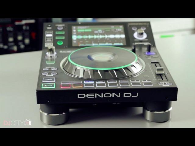 Review Denon DJ SC5000 Prime Player