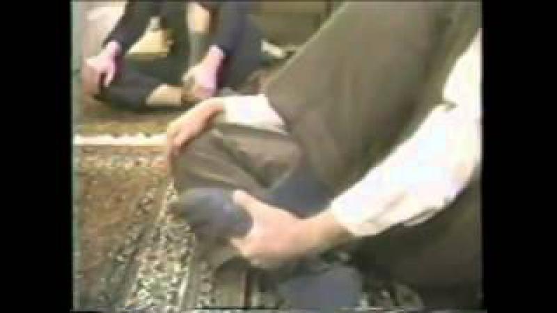 1981 10 29 Exercises for Mooladhara, Swadhisthana VIshuddhi Sahaja Asana for Meditation