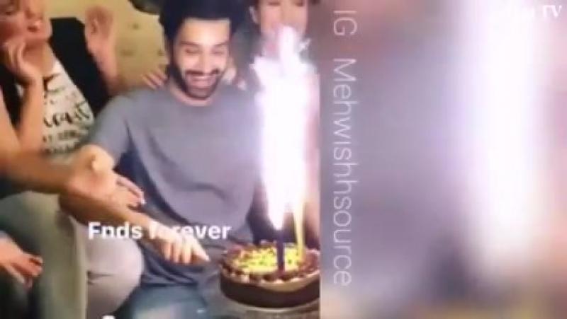 How Azfar Rehman Celebrates his Birthday By his friends