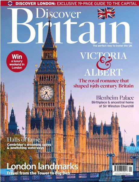 Discover Britain December 2016 - January 2017