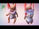Как сшить переноску-кенгуру для куклы Беби Бон / подробный мастер-класс от SvGasporovich