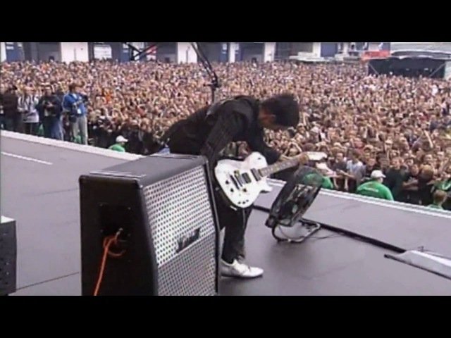 Muse Stockholm Syndrome live @ Rock Am Ring 2004 HD