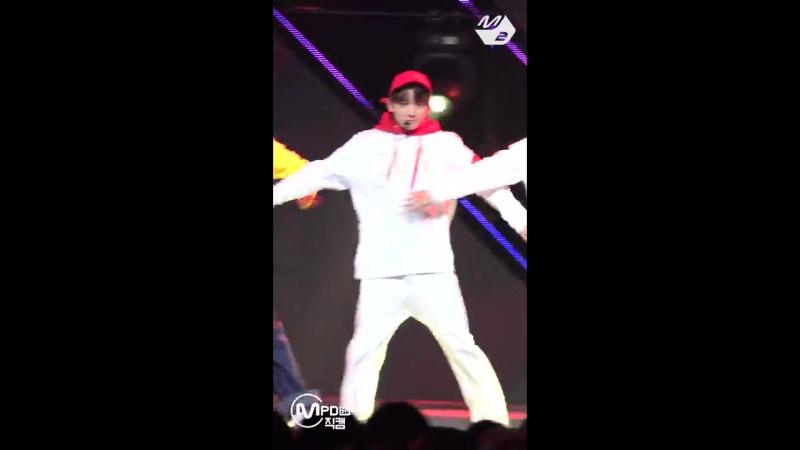 170928 BTS JUNGKOO - GO GO Fancam @ M Countdown