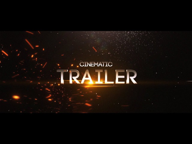After Effects Tutorial Cinematic Title Animation in After Effects No Plugin Free Download