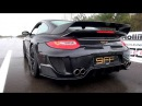 9ff PORSCHE 997 GTRONIC 1200 INSANE ACCELERATIONS