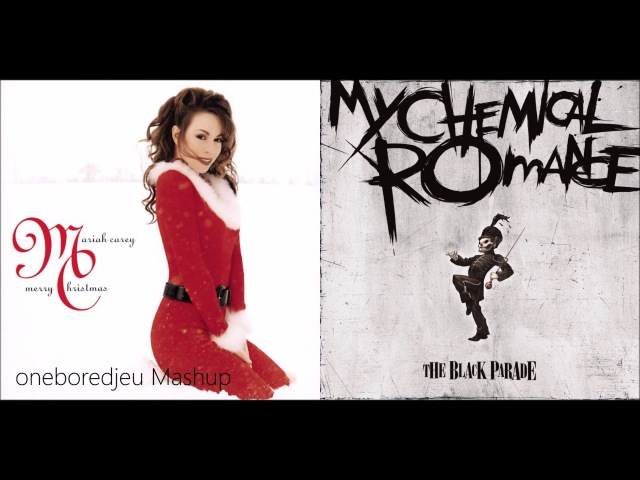 Welcome To The Christmas Parade - Mariah Carey vs. My Chemical Romance (Mashup)