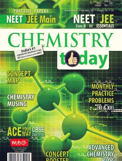 Chemistry Today February 2017