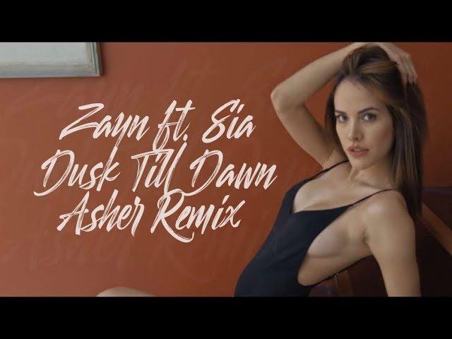 Zayn ft Sia Dusk Till Dawn Asher Remix Cover