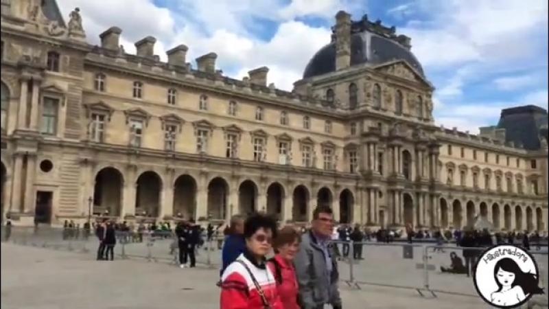 Hilustradora en París paris effieltower frenc Париж 06 06 2017