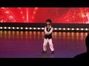 мальчик 4 года классно танцует гангам стайл на шоу талантов
