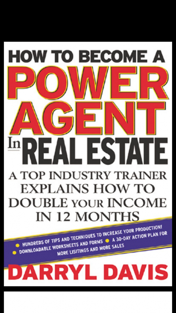 How to Be a Power Agent in Real Estate