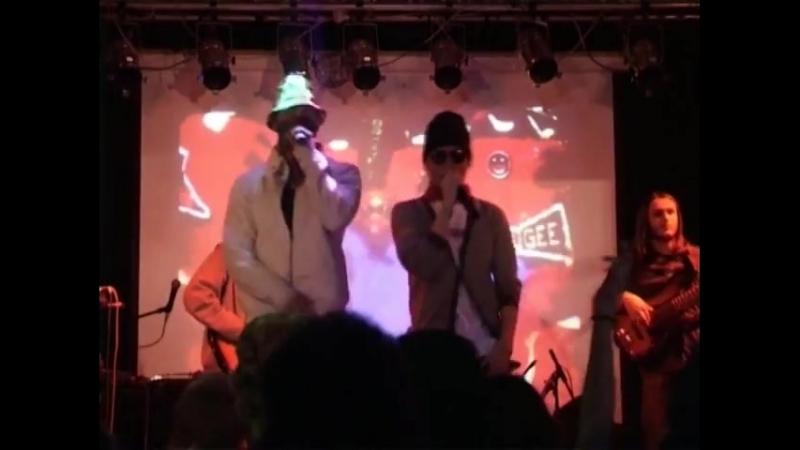 2007 04 28 Традиция x JahGun Band live Презентация cd DC MC Ikra Club Москва смотреть онлайн без регистрации