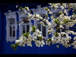 Рок-Острова -  Расцвела под окошком белоснежная вишня (аранжировка народной песни).