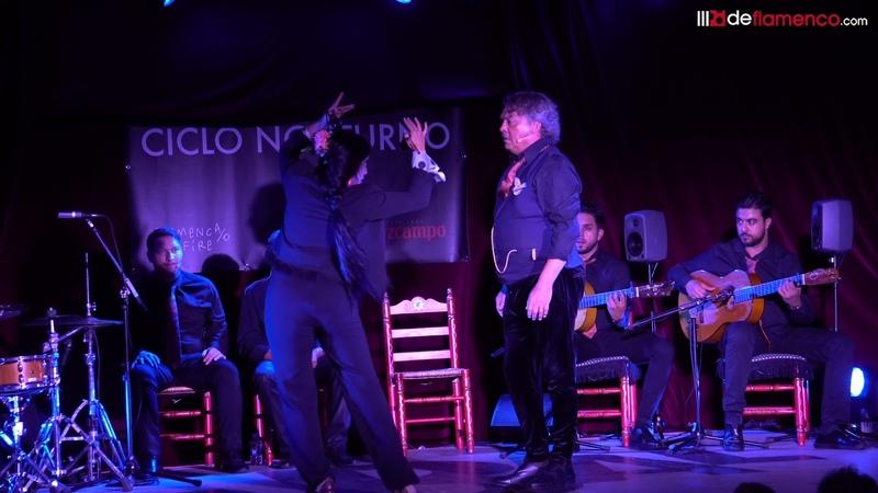 """Seguiriya de Belén López en Flamenco on fire"""""""