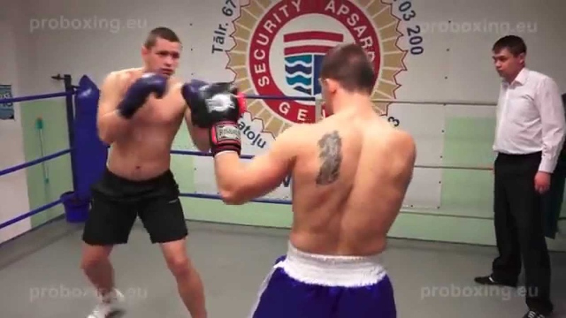 Žans Nastajus 88 0 kg VS Vitalijs Zakirko 91 6 kg 10 12 2014