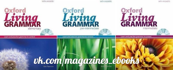 1 Oxford Living Grammar - Elementary
