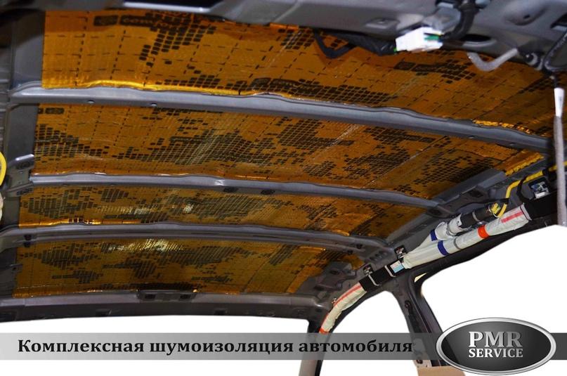 Шумоизоляция Hyundai Tucson, изображение №4