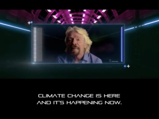 Let's Stop Climate Change with Richard Branson