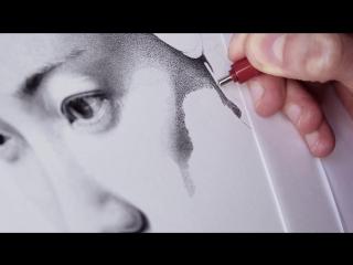TORO - 2.5 Million Dots - Speed Drawing