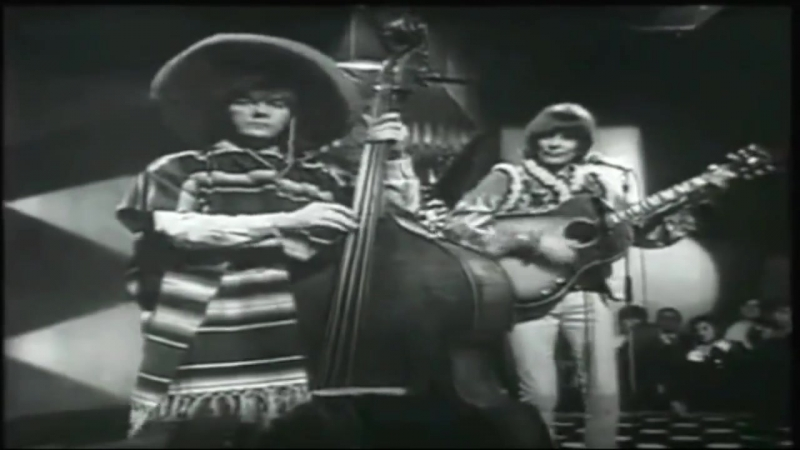 Dave Dee Dozy Beaky Mick Titch The Legend Of Xanadu from British TV 1968