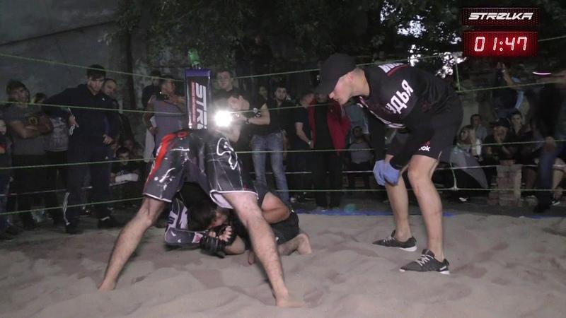 Мин Воды 22 сентября 2018 Бой № 6 Два отчаянных парня в ринге СТРЕЛКИ
