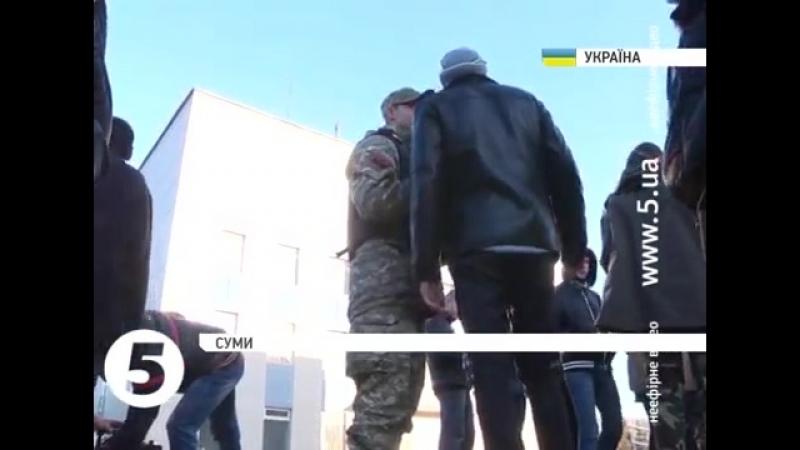 Російський кадет відправився в зону АТО захищати Україну