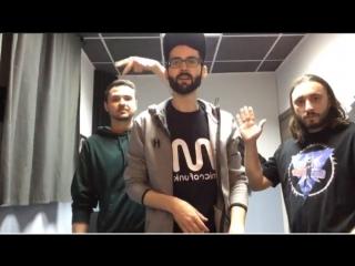 Bop + Subwave + Electrosoul System live (raw sound) @ Facebook 19.01.2018 | Microfunk004 Launch