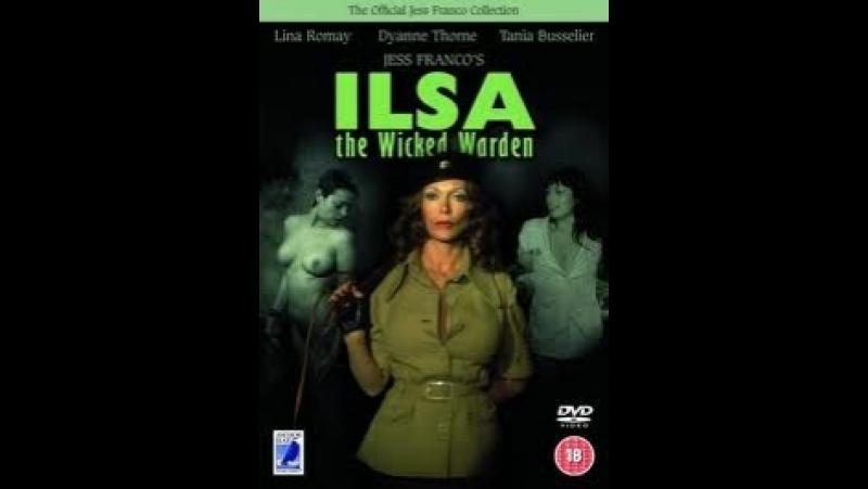 Ильза – свирепая тюремщица (1977)