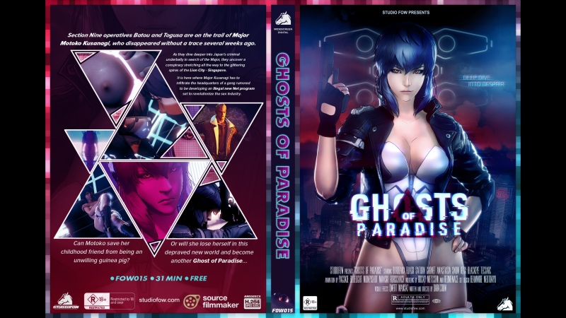 Ghosts of Paradise ( Ghost of the Shell