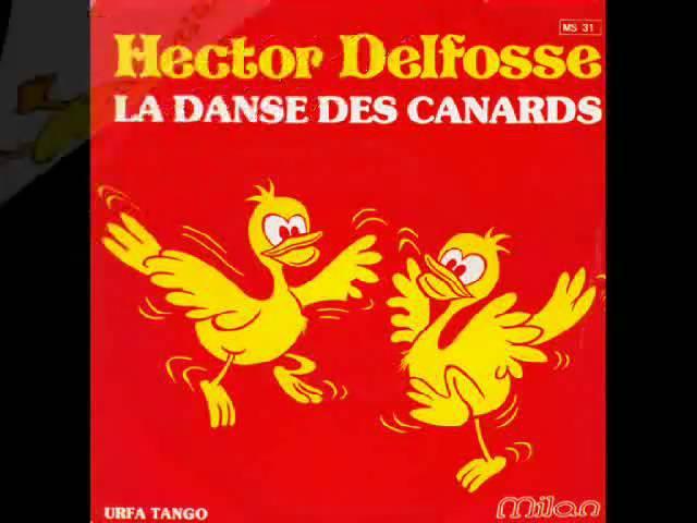 Hector Delfosse La danse des canards 1980 Бельгия