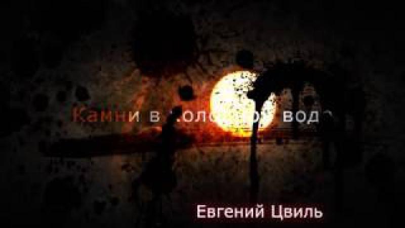 камни в холодной воде Евгений Цвиль cover B G