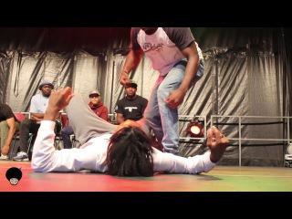 DEDSON & BOY MIJO vs Rochka & Cyborg | Semifinal | Ocloo Productions |