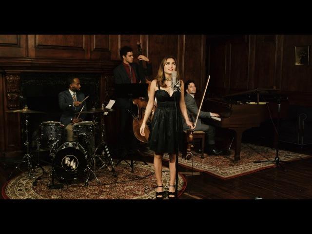 One More Time Vintage Cabaret Britney Spears Cover ft Ada Pasternak