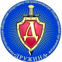 """Логотип """"ДРУЖИНА"""" НОСПОО"""