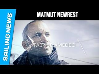 Fabrice Amedeo - Teaser Vendée Globe 2016