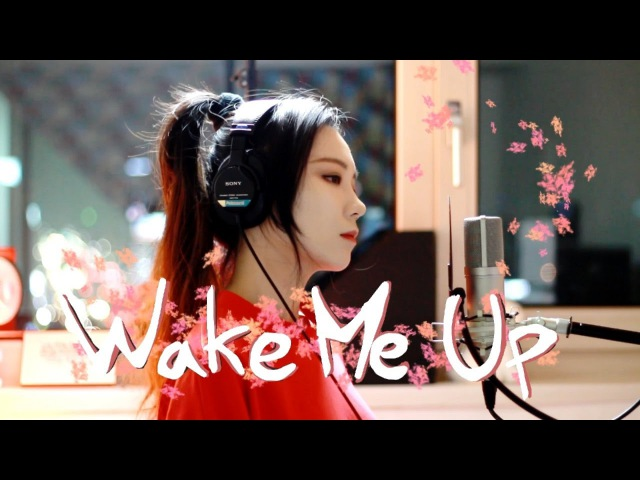 Avicii Wake Me Up cover by