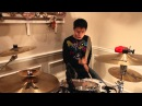 In Sync - Hillsong Young Free Drum Cover